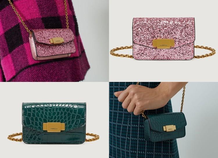 Le borse mini, sono il Must Have per l'Autunno Inverno 2020/2021
