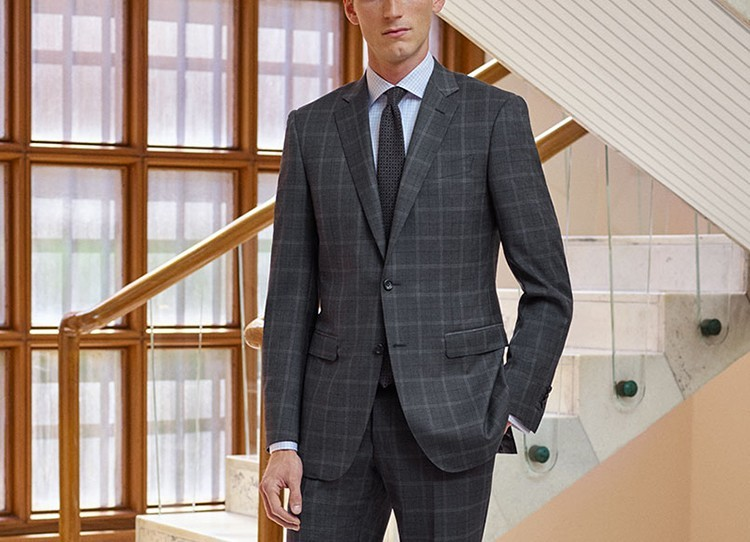 STYLE RULES ... how to wear a men's suit